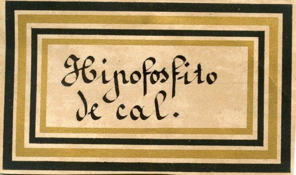 129_Hipofosfito de Cal