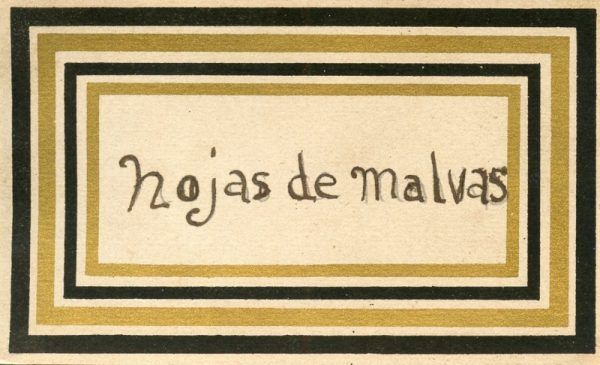134_Hojas de Malvas
