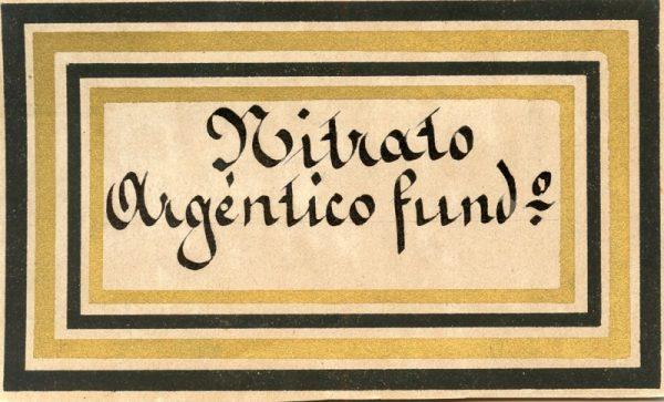 149_Nitrato Argéntico Fundido