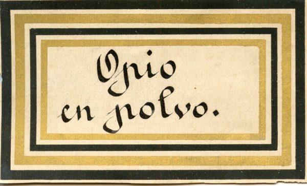 151_Opio en Polvo