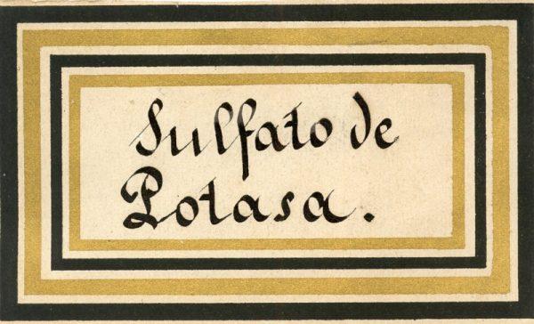171_Sulfato de Potasa
