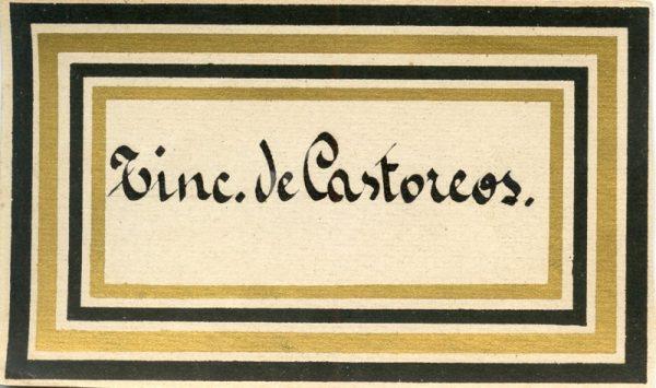 183_Tintura de Castoreos