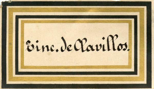 185_Tintura de Clavillos