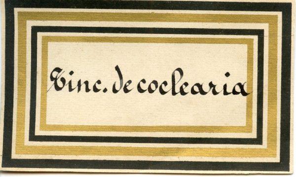 186-Tintura de Coclearia