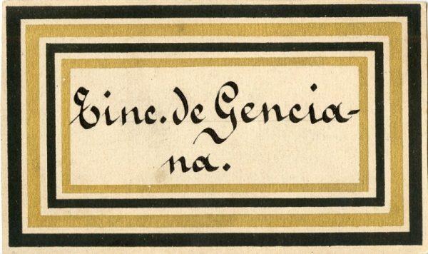 192_Tintura de Genciana