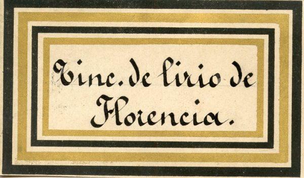198_Tintura de Lirio de Florencia
