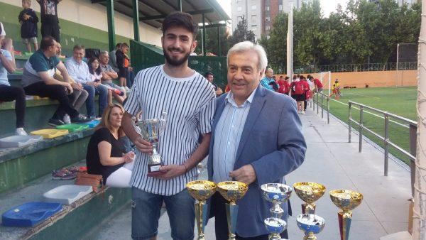 20190607_Ganador 'juego limpio' liga municipal fútbol 7