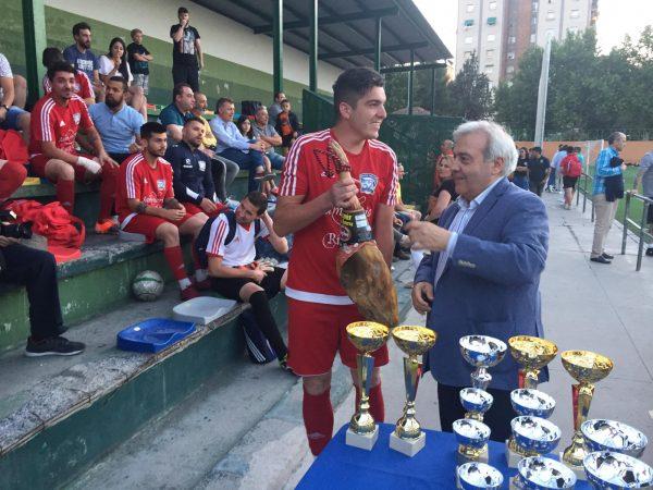 20190607_Ganador primera división liga municipal fútbol 7
