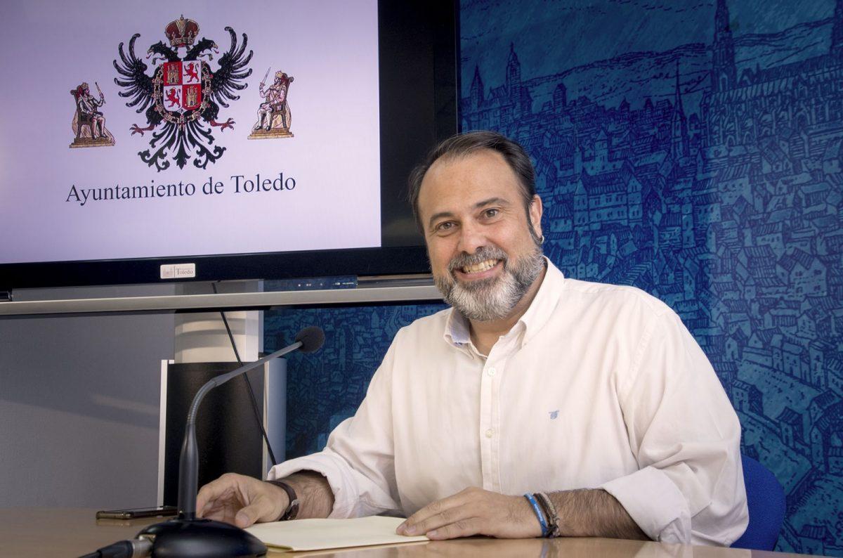 http://www.toledo.es/wp-content/uploads/2019/06/20190610_javier-mateo-1200x794.jpg. La apertura del Centro de Mayores de Santa Bárbara y la reducción de cuotas en las escuelas infantiles, logros en Servicios Sociales
