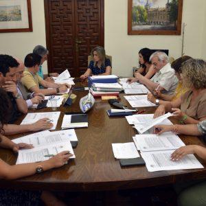 a Junta de Gobierno prosigue la organización interna del Ayuntamiento tras la celebración del primer Pleno Municipal