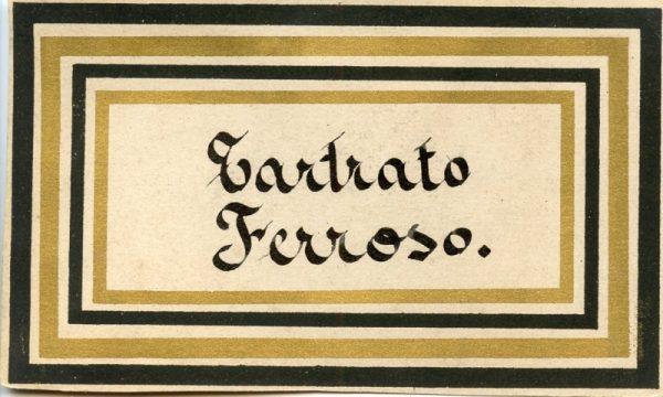215_Tartrato Ferroso
