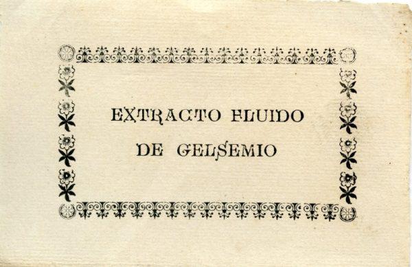 221_Extracto Fluido de Gelsemio