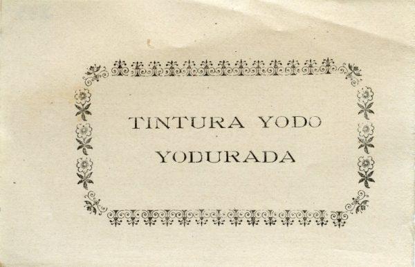 233_Tintura Yodo Yodurada