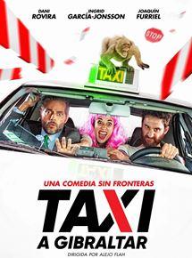Cine de Verano: Taxi a Gibraltar