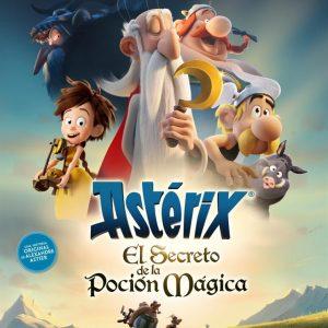 Cine de Verano: Asterix, el secreto de la poción mágica