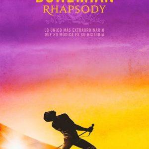 Cine de Verano: Bohemian Rhapsody