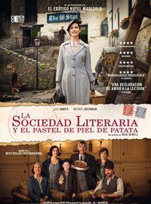 Cine de Verano: La sociedad literaria y el pastel de piel de patata