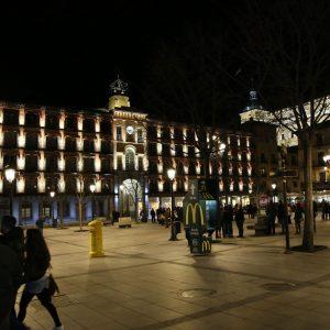 l Ayuntamiento iluminará este fin de semana la fachada de la delegación del Gobierno con los colores de la bandera LGTBI