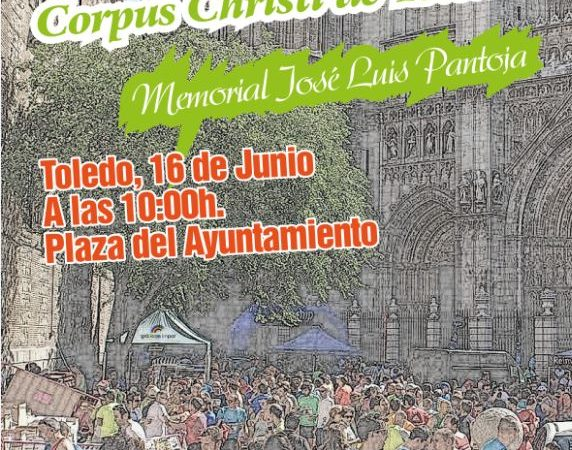 "XX Carrera Popular Corpus Christi ""Memorial José…"
