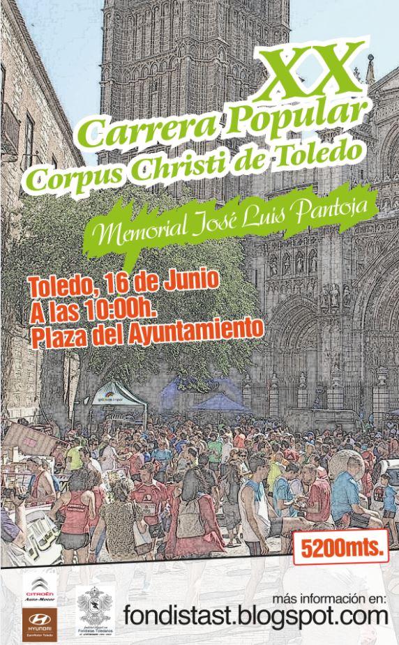 "http://www.toledo.es/wp-content/uploads/2019/06/bajacalidadcarreracorpus01-1.jpg. XX Carrera Popular Corpus Christi ""Memorial José Luis Pantoja"""