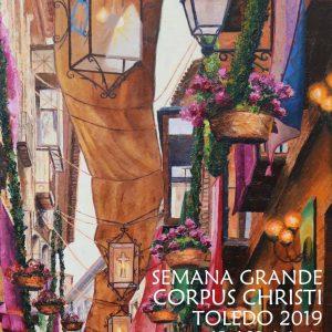 Pregón anunciador de la Semana Grande del Corpus Christi 2019