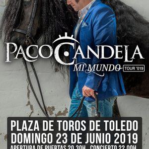 """Concierto de """"Paco Candela"""""""
