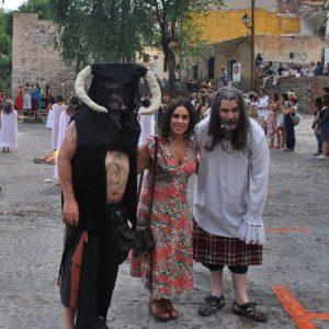 l Gobierno municipal participa en las actividades de la Noche de San Juan organizadas por el Ayuntamiento