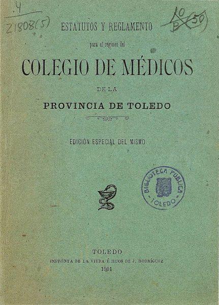 44 – Toledo y su Colegio Oficial de Médicos