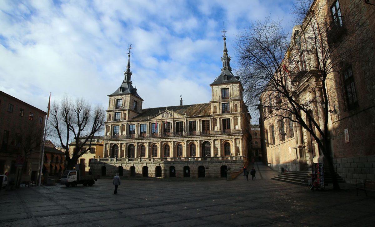 http://www.toledo.es/wp-content/uploads/2019/06/fachada-ayto-1200x728.jpg. Mañana sábado, a las 11 horas, se constituye la nueva Corporación Municipal de Toledo.