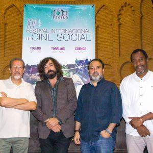 oledo acogerá del 29 de septiembre al 11 de octubre el Festival Internacional de Cine Social con Julián Maeso como embajador