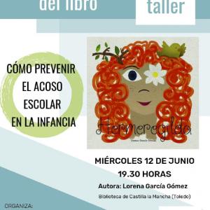 """Presentación libro """"Hermenegilda"""", por Lorena García Gómez"""
