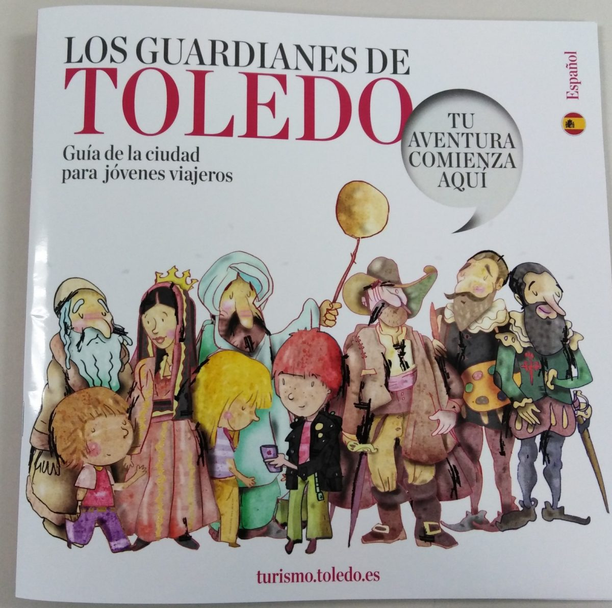 http://www.toledo.es/wp-content/uploads/2019/06/los-guardianes-de-toledo-1200x1194.jpg. Los Guardianes de Toledo. Guía de turismo familiar