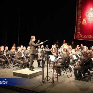 Actuación de la banda musical Unión Musical Benquerencia