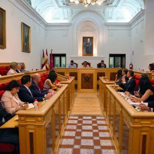 a Corporación Municipal aprueba en Pleno por unanimidad las propuestas para el funcionamiento del Ayuntamiento