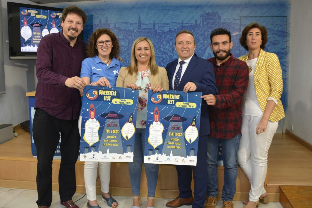 http://www.toledo.es/wp-content/uploads/2019/06/presentacion-diversitas-corpus-2019-1200x801.jpg. El 'Diversitas Fest' vuelve a encabezar el programa del Corpus para visibilizar el talento de los jóvenes y promover la inclusión