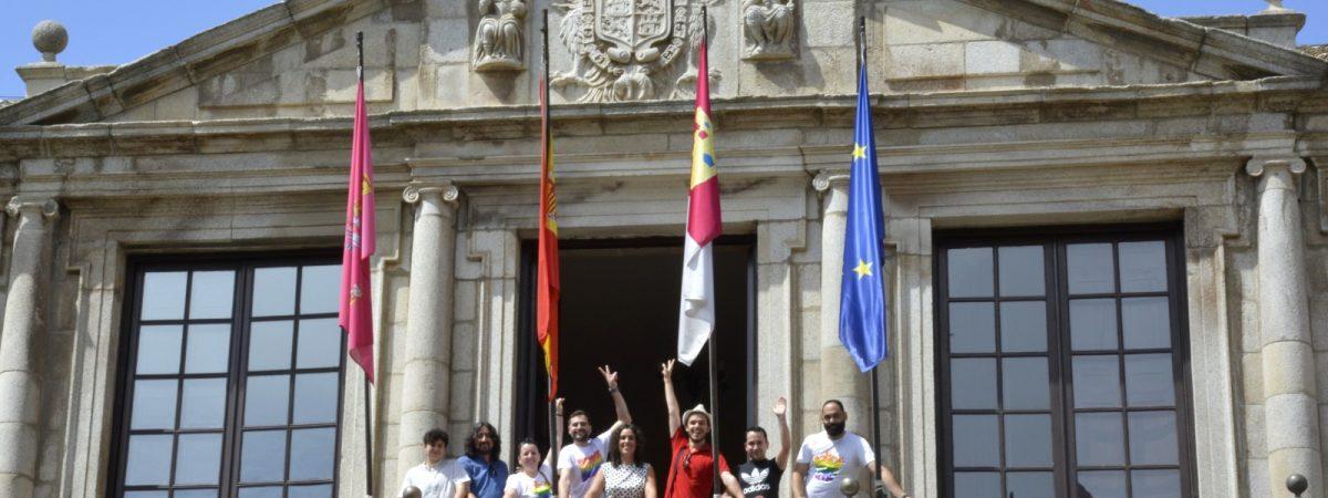 Toledo celebra la Semana del Orgullo LGTBI…