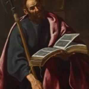 """Exposición temporal: Luis Tristán """"San Matías"""""""
