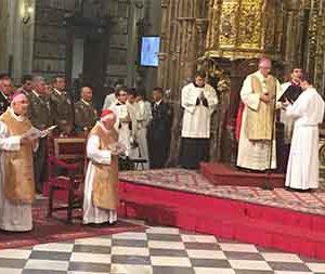 Santa Misa en la Solemnidad del Corpus Christi en Rito Hispano-Mozárabe