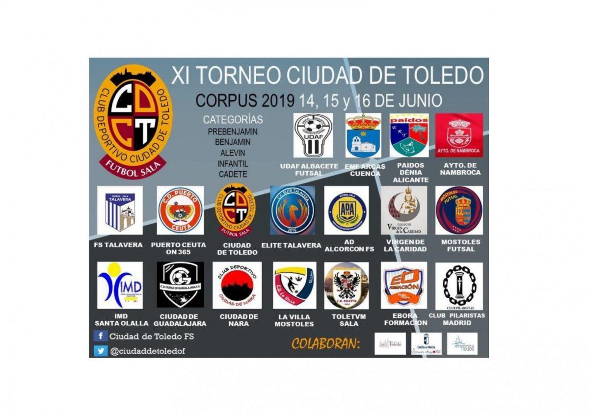http://www.toledo.es/wp-content/uploads/2019/06/torneo-corpus-ciudad-de-toledo_page-0001-1200x848.jpg. XI Torneo Corpus Christi Ciudad de Toledo de Fútbol Sala