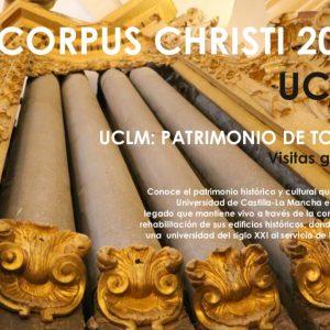 Visita guiada UCLM: Visita a Espacios Conventuales