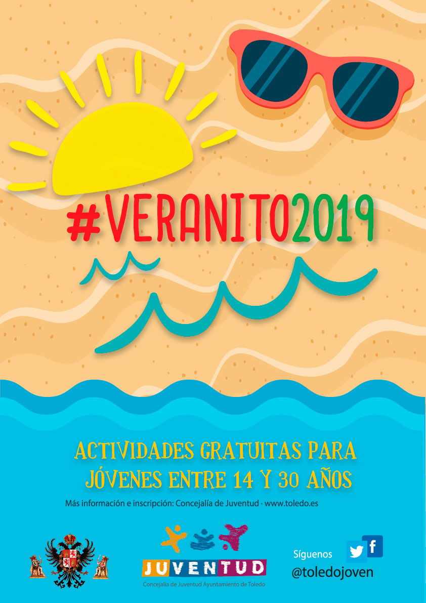 http://www.toledo.es/wp-content/uploads/2019/06/veranito2019-cartel_v2.jpg. Programación VERANITO 2019