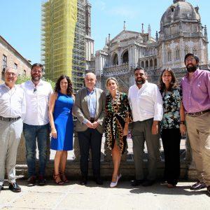 ilagros Tolón recibe a la Asociación de Hostelería y Turismo para avanzar en nuevas iniciativas y afianzar el destino turístico 'Toledo'