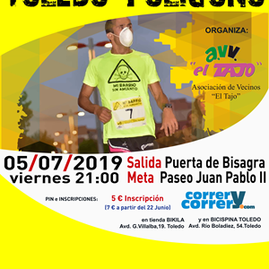XLII Carrera Pedestre Toledo-Polígono