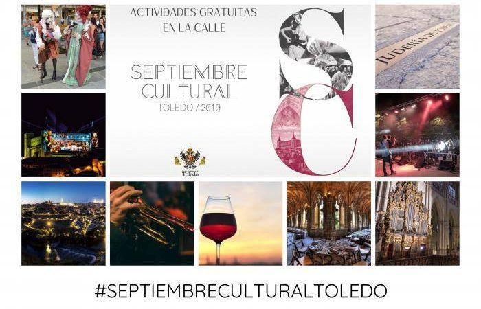 Septiembre Cultural 2019