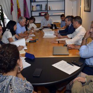 """l Gobierno local """"seguirá trabajando para atraer empresas que generen riqueza y empleo para Toledo y para los toledanos"""""""