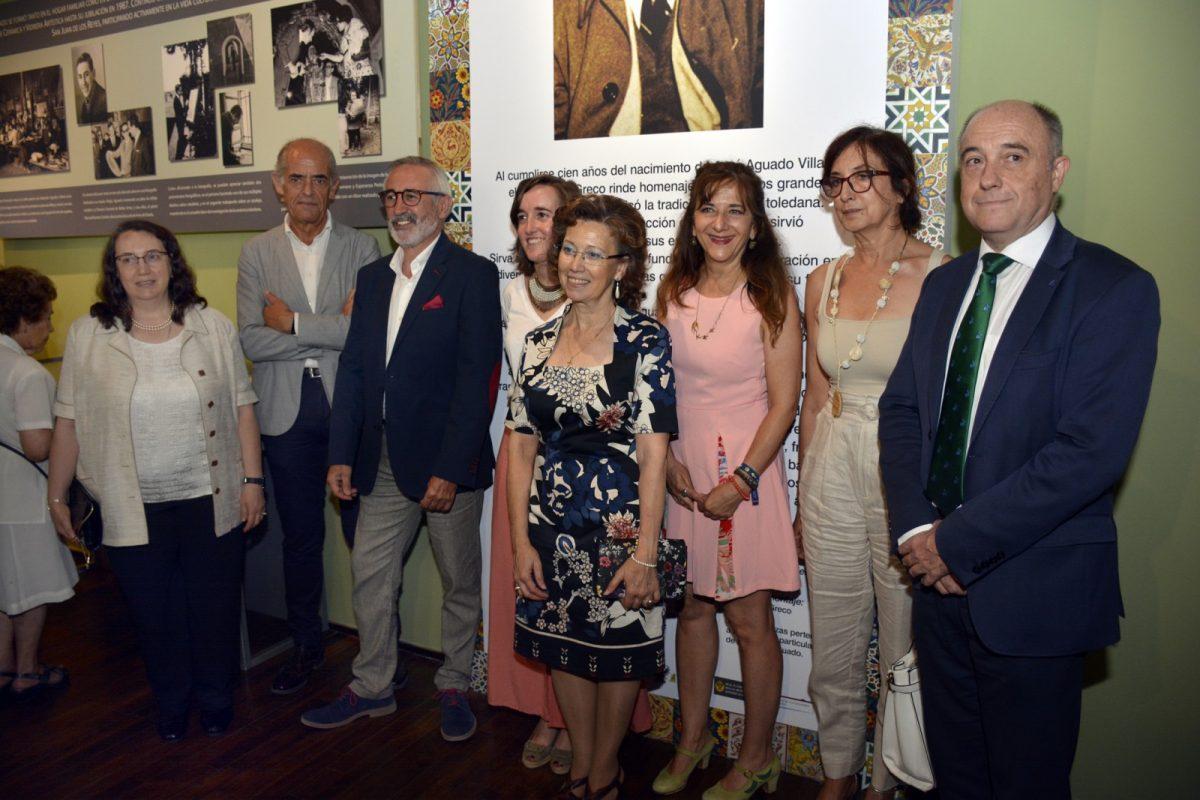 """https://www.toledo.es/wp-content/uploads/2019/07/expo_aguado01-1200x800.jpg. Toledo rinde homenaje a su gran ceramista con la exposición """"Homenaje a José Aguado. 100 años de investigación cerámica"""""""