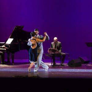 l tango será el protagonista del tercer concierto del Festival 'Músicas del Mundo' con el concierto de la argentina Mariel Martínez
