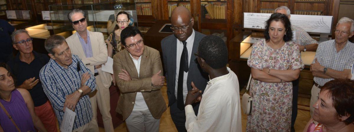 La Biblioteca regional expone por primera vez…