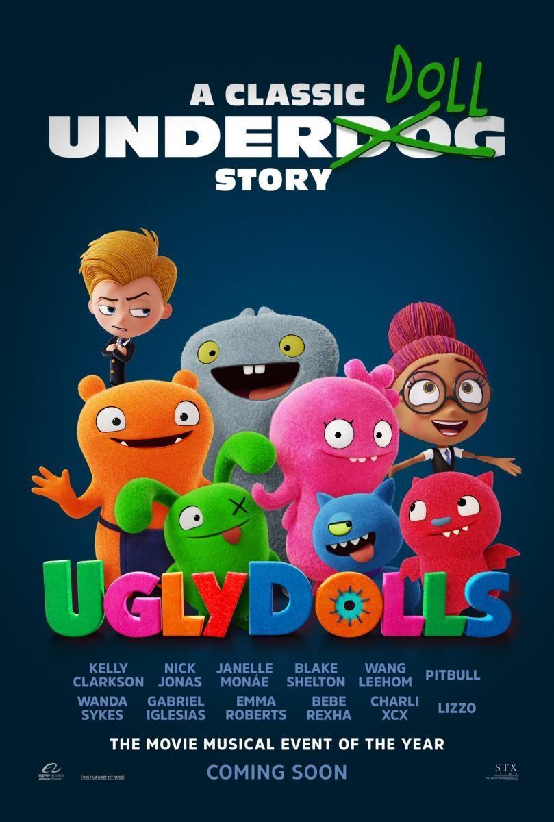 """https://www.toledo.es/wp-content/uploads/2019/07/uglydolls-187959511-large-809x1200.jpg. Hoy viernes comienza el Cine de Verano con la proyección de la película """"UglyDolls, extraordinariamente feos"""""""