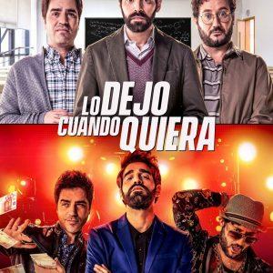 Cine de Verano: Lo dejo cuando quiera